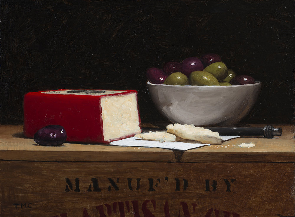 Plymouth Cheese by Todd Casey