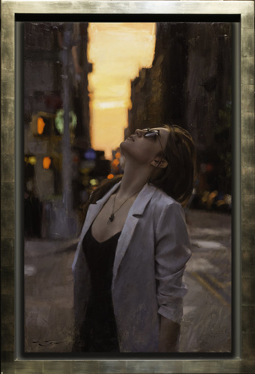 by Casey Baugh