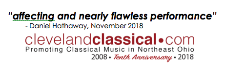 Cleveland Classical review