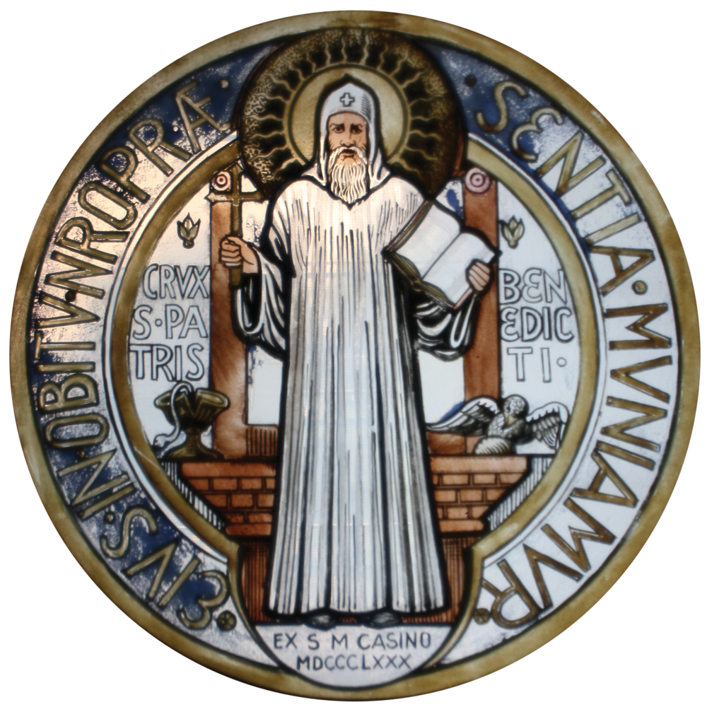 saint benedict latino personals The story of st benedict from fisheaters: st benedict of 7 things you must know about st benedict's medal ← 5 blessings of the table in both latin and.
