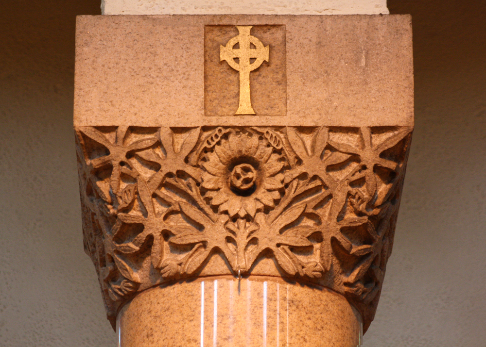 Romanesque Capital