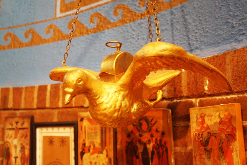 Eucharist Pyx