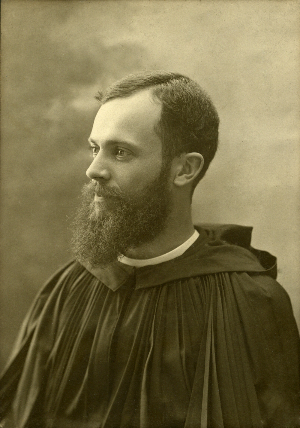 Fr. Aloysius Luther, O.S.B.