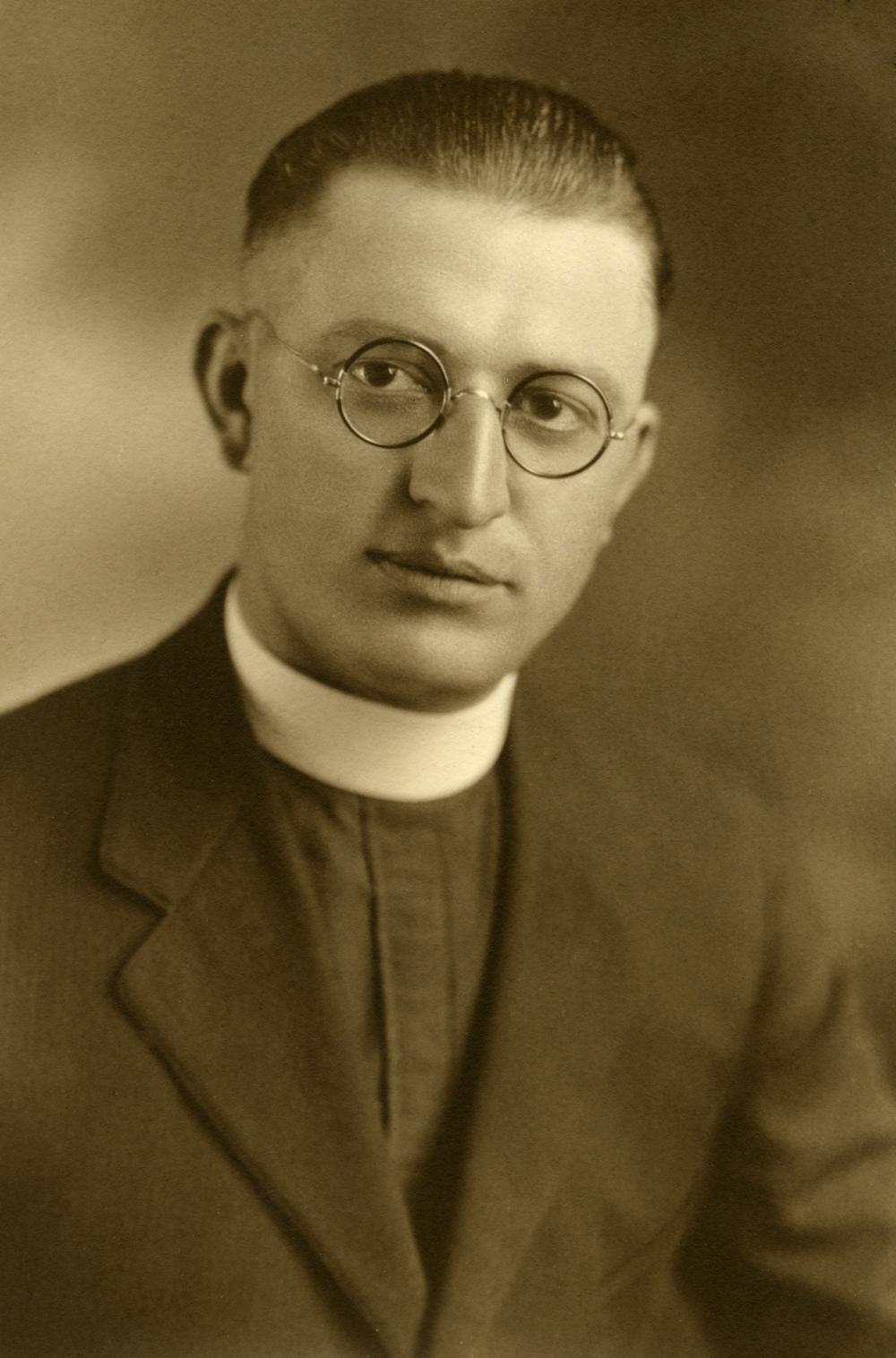 Fr. Matthias Auer, O.S.B.