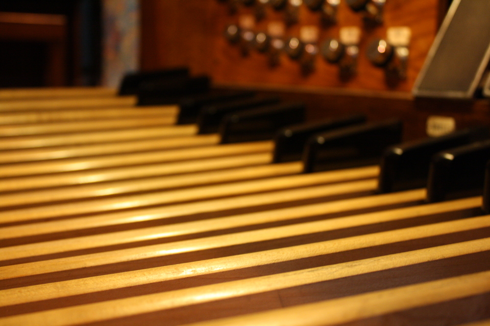 Organ Pedals