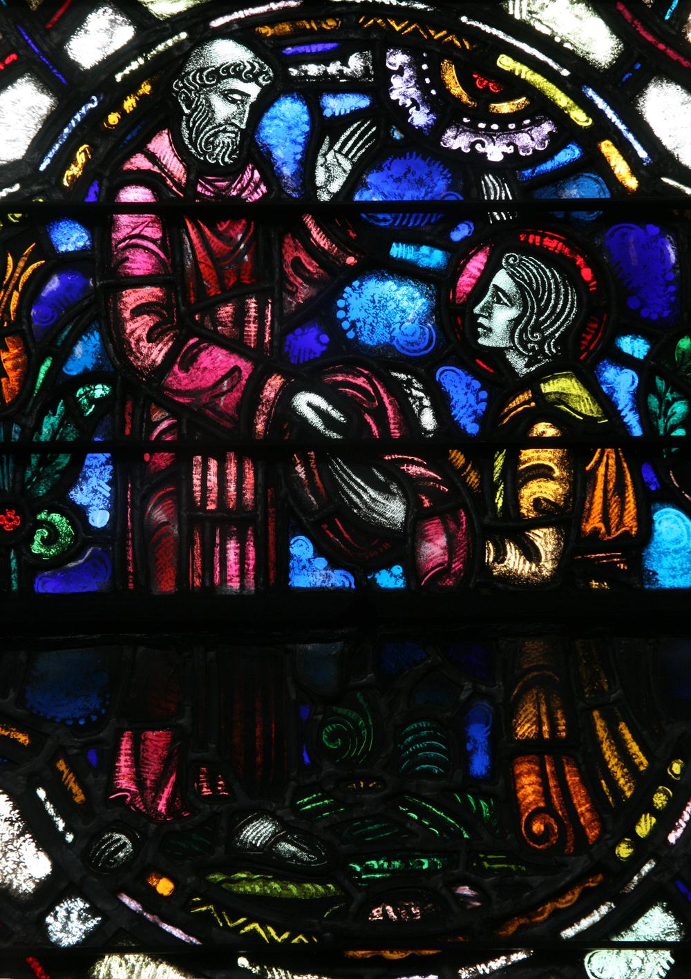 Saint Benedict Meets Romanus