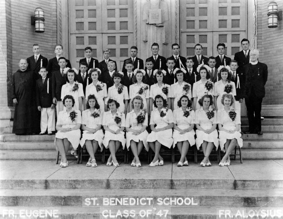 Saint Benedict School Class of 1947