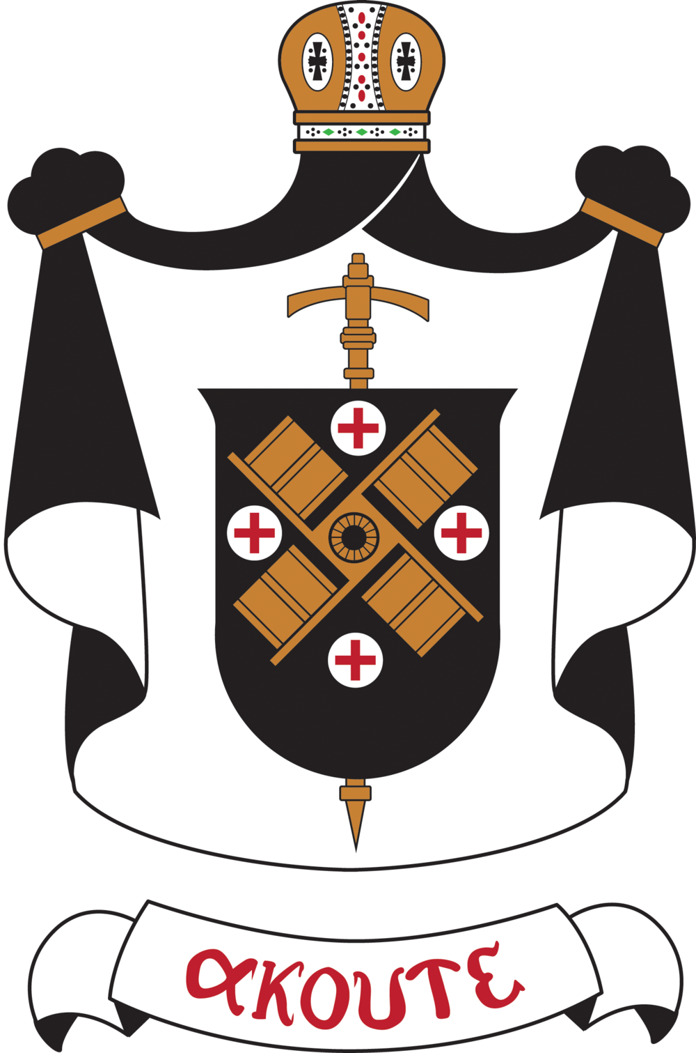 Rt. Rev. Paschal Morlino's Coat of Arms