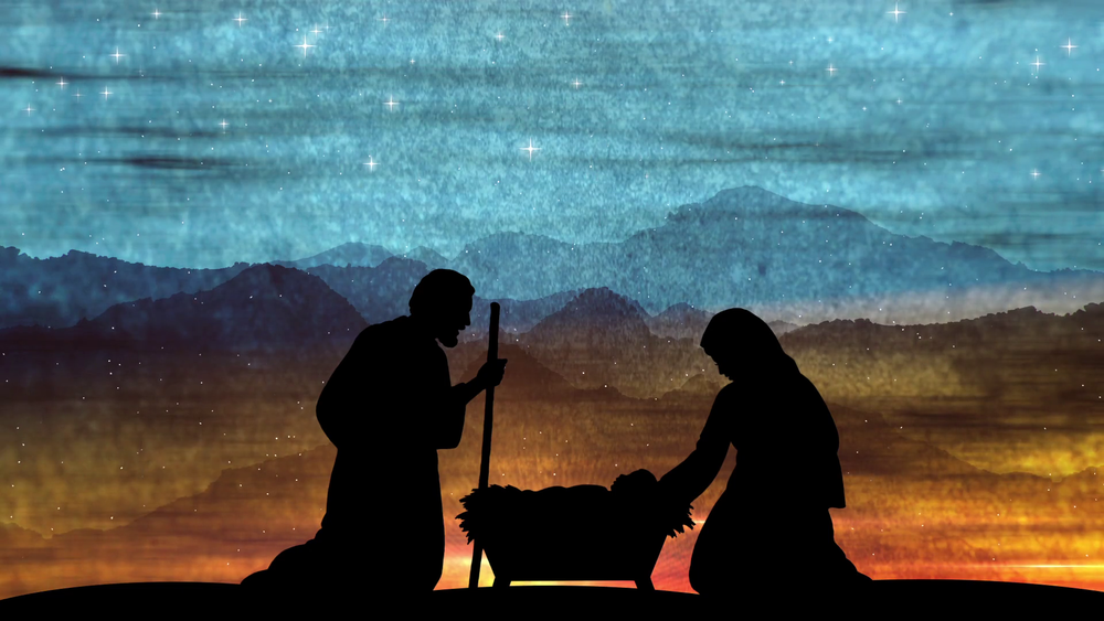 LOVE CAME DOWN AT CHRISTMAS -