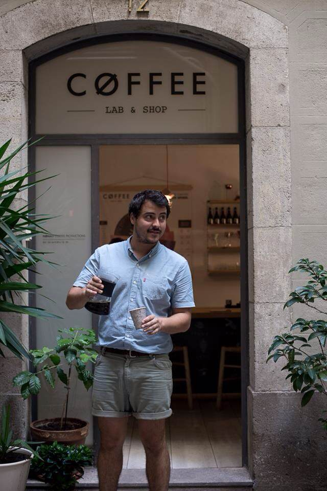 jordi mestre | nomad coffee productions | barcelona.