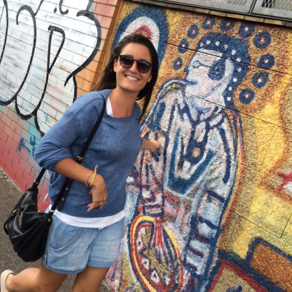 CHRISSIE ARGYROS | LEFKADA (VIA MELBOURNE).