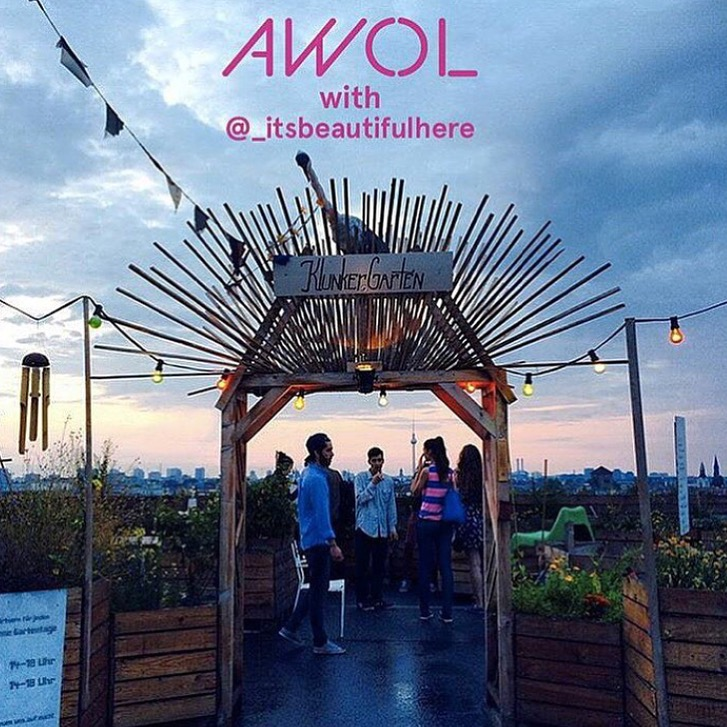 awol |  berlin nights  | september 2015.