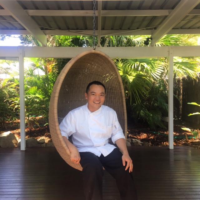 arie prabowo | head chef, orpheus island resort | queensland, australia.