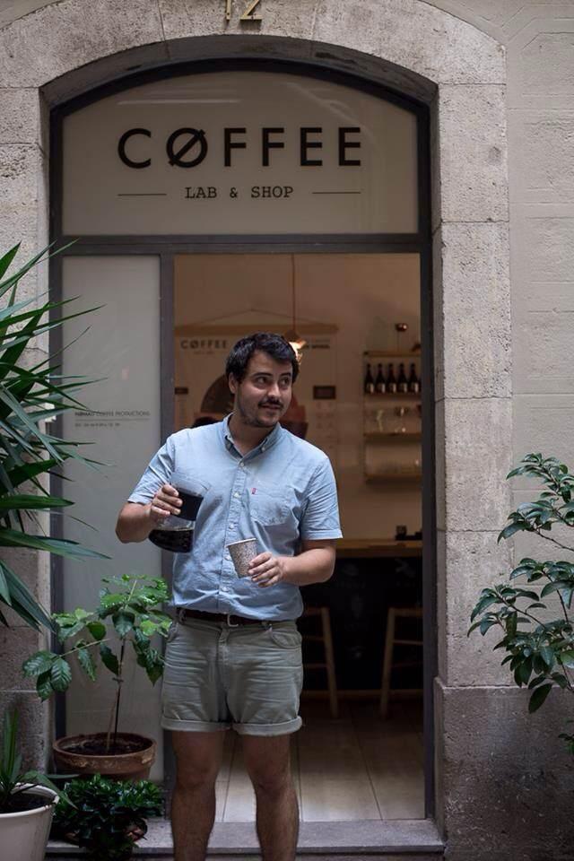 Jordi Maestro - Nomad Coffee Productions | Barcelona