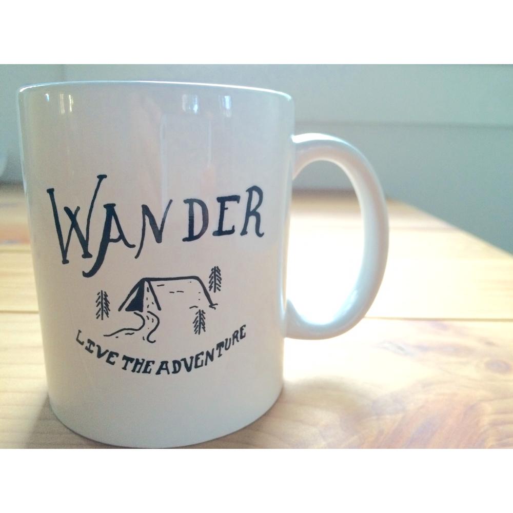 The Wander Mug