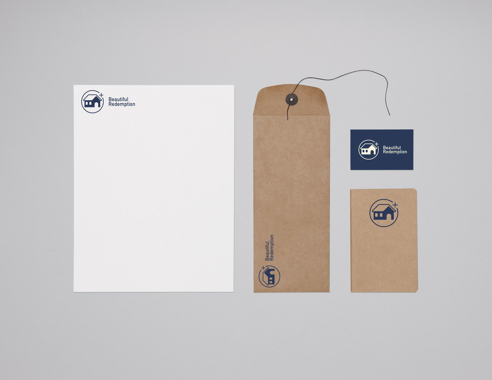 Letterhead mock-up