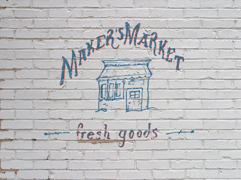 Maker's Market Ad