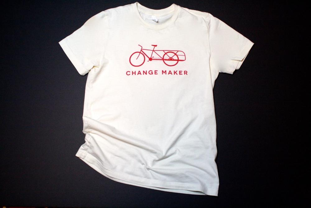 Change Maker Tee