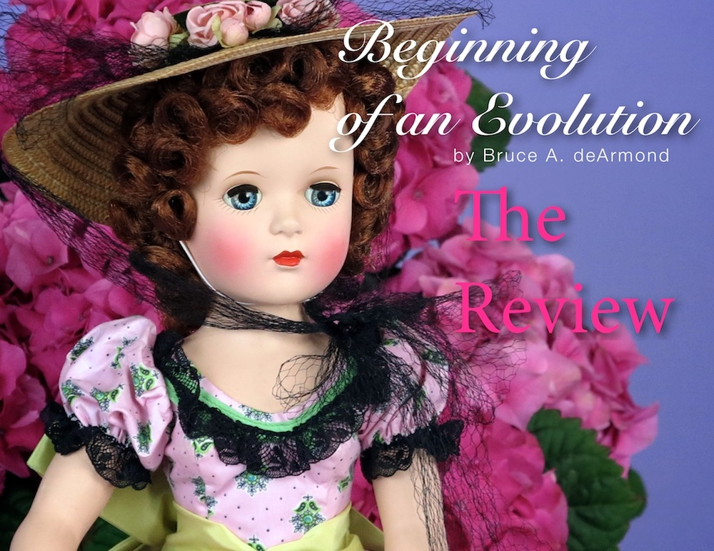 "This Glamor Girls ""Picnic Day"" is featured in my new article for  THE REVIEW  magazine of the Madame Alexander Doll Club ."
