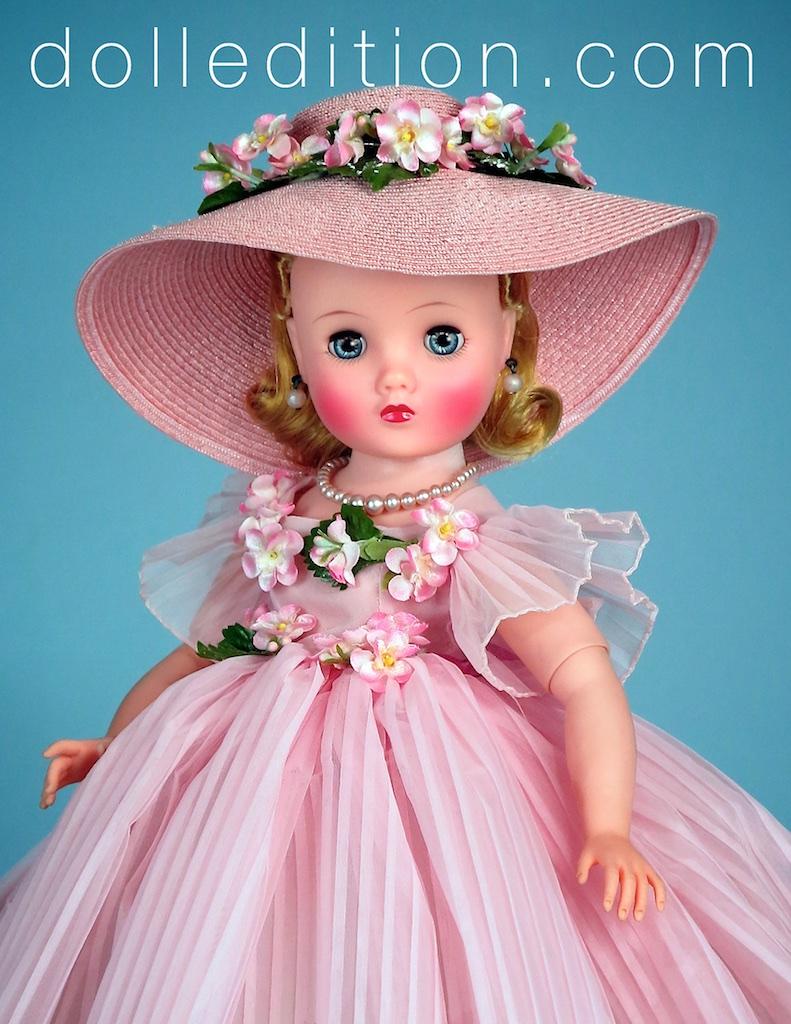 Elise 1959 Pink Bridesmaid No. 1830
