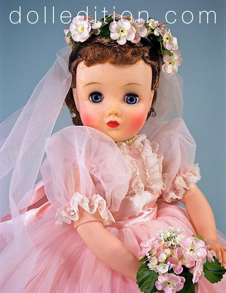 Elise 1959 Pink Bride No. 1835