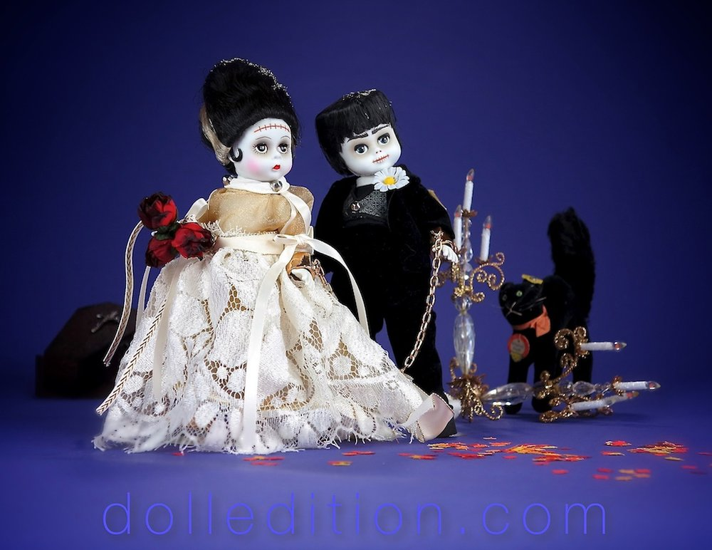 Keep up and keep it together on dolledition.com - Halloween 2016.