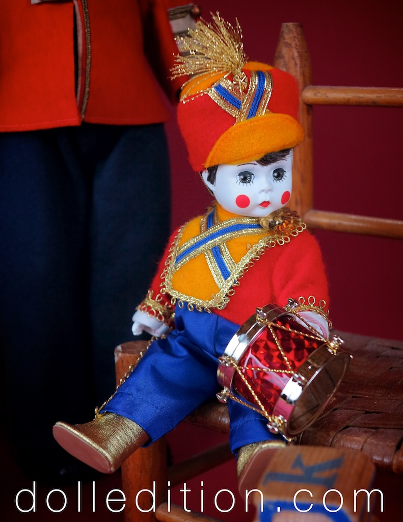 "Madame Alexander 8"" Toy Soldier No. 481"