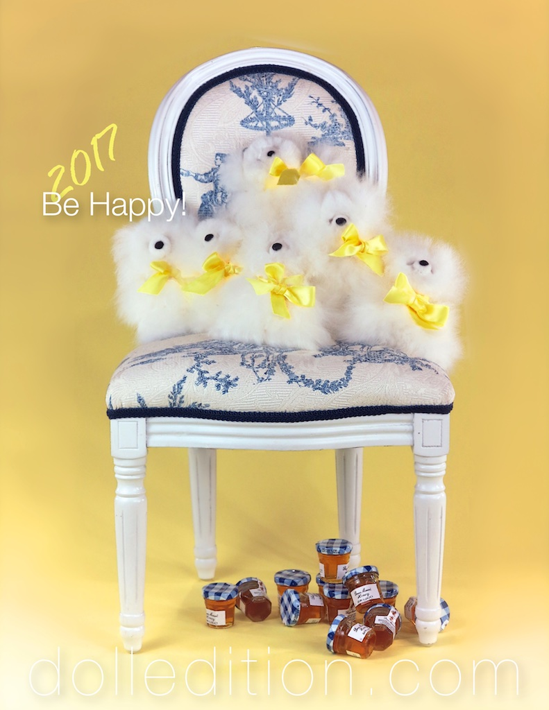 And a very happy New Year... may you continue to find what makes you smile and return to dolledition.com!