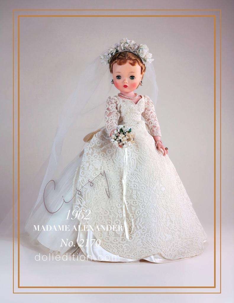 Cissy 1962 Bride No.2170