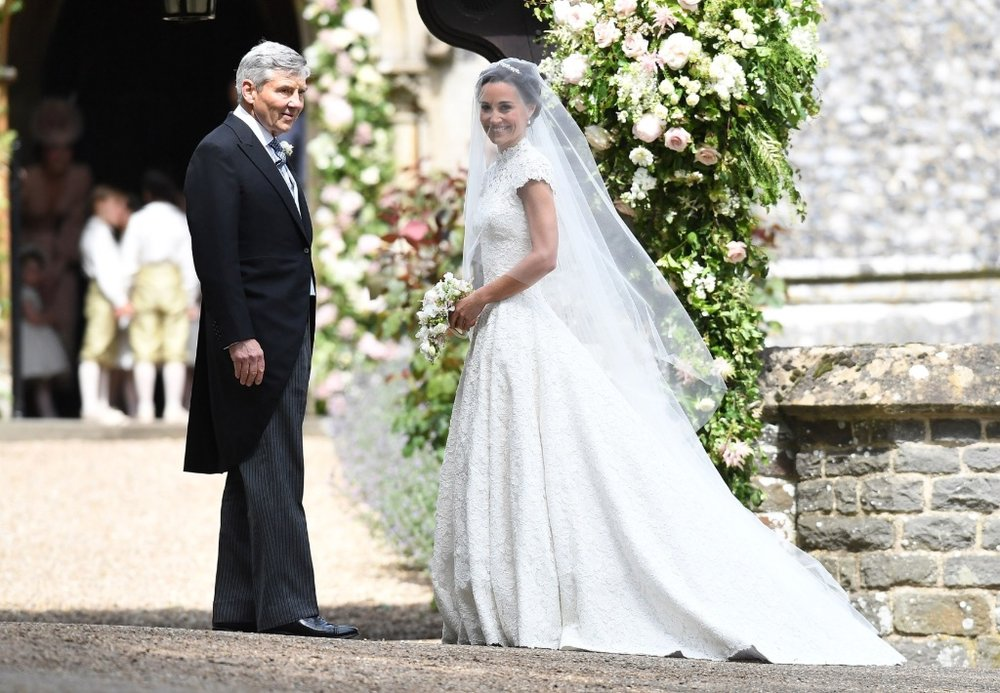 Pippa Middleton's Wedding in Berkshire, England