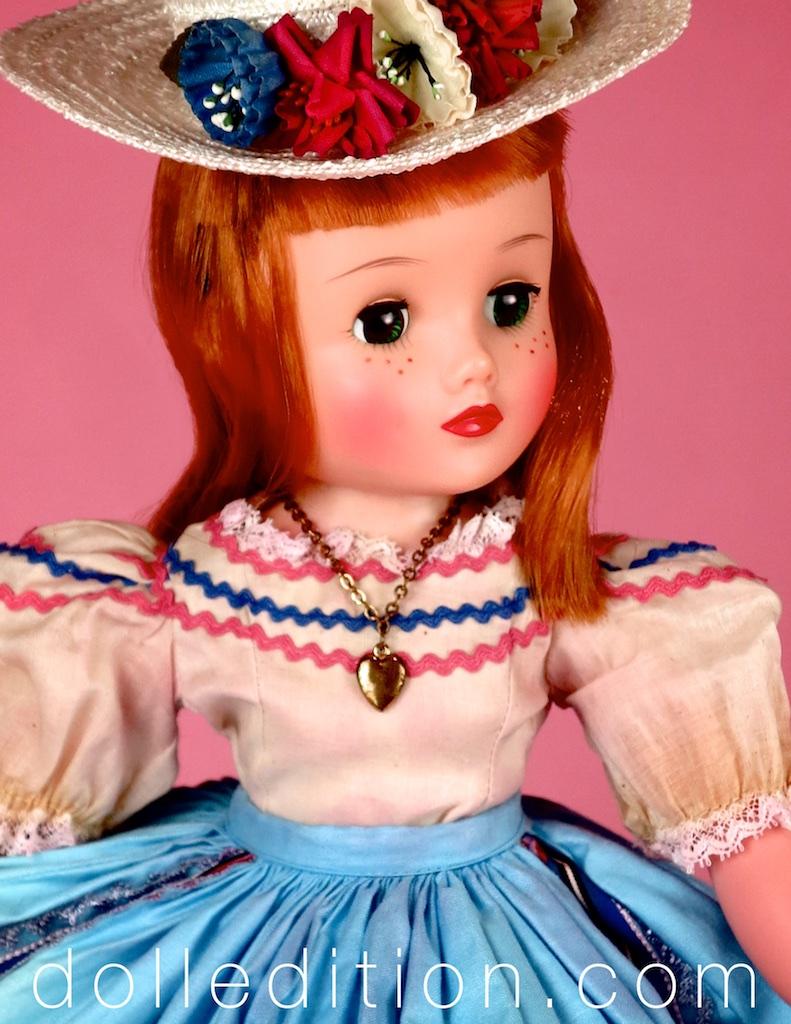 Elise 1961 Maggie Mixup No.1855