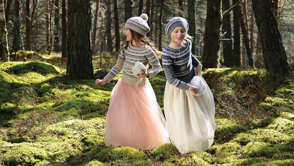 Fourty years of fashion for children