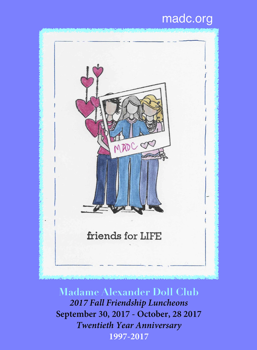 And coming soon... Fall Friendship Luncheons 2017