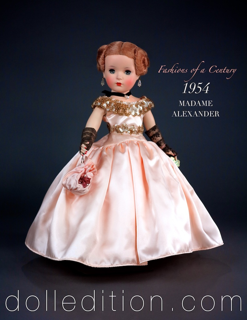 "Some collectors refer to this as the ""flat footed"" dolls of the late 1940s and into the early 1960s."