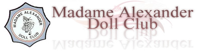 Madame Alexander Doll Club