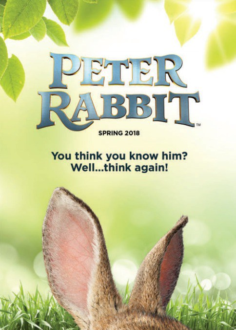 Peter Rabbit by Sony Pictures Animation