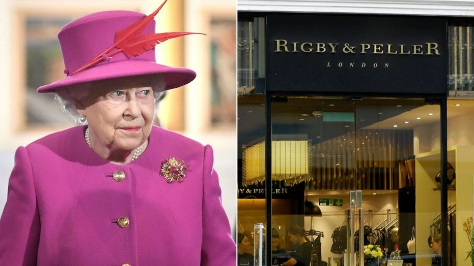 Rigby & Peller, which held a royal warrant since 1960, lost its right to display the coat of arms after former owner June Kenton wrote about her experiences at Buckingham Palace.