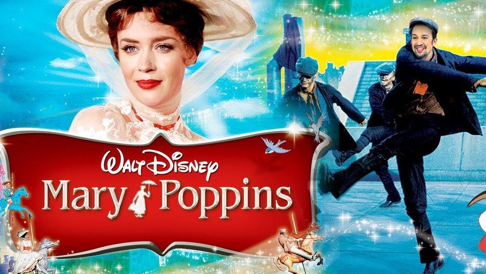 Mary Poppins - DECEMBER 19, 2018