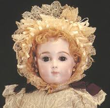 Jumeau doll purchased by Huguette Clark for $15,000