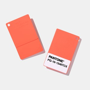 Pantone 2019 - Living Coral - Each year Pantone announces their 'Color of the Year'