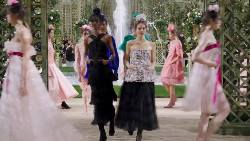 Netflix: Seven Days Out = The making of a Chanel Couture Fashion Show