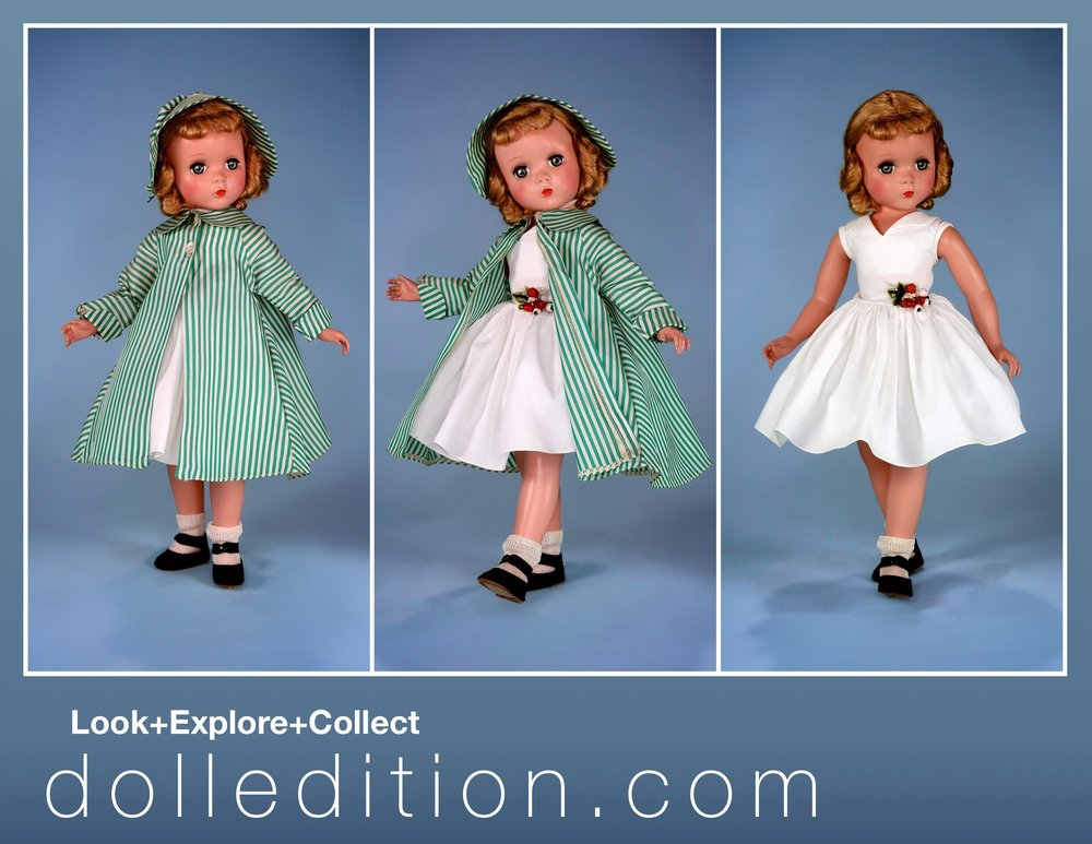 Thank you, Maggie, and welcome to dolledition.com - you've been the perfect young lady, and we love you!