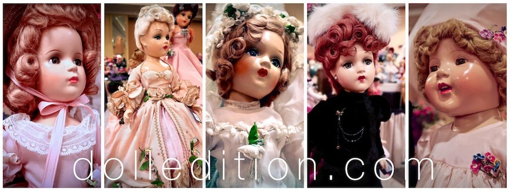 The collection of    Rodney and Suzanne Waller   , an exceptional vision of the work of Madame Alexander, and the nuance of her own journey in the design and production of her 1902s-1940s cloth and composition dolls.