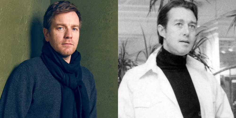 Simply Halston - With Ewan McGregor