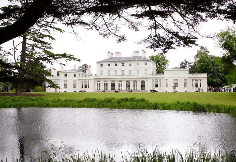 Frogmore House in Windsor