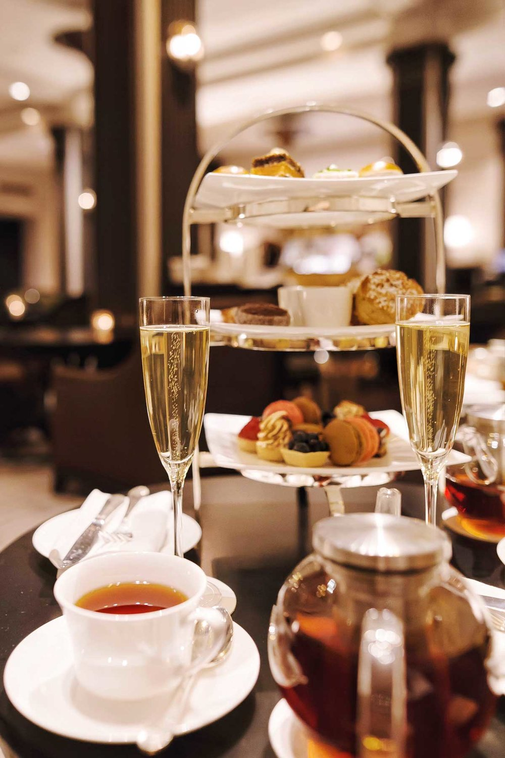 Afternoon Tea - Experience what Town & Country Magazine has recognized as the Best Afternoon Tea in New York City!
