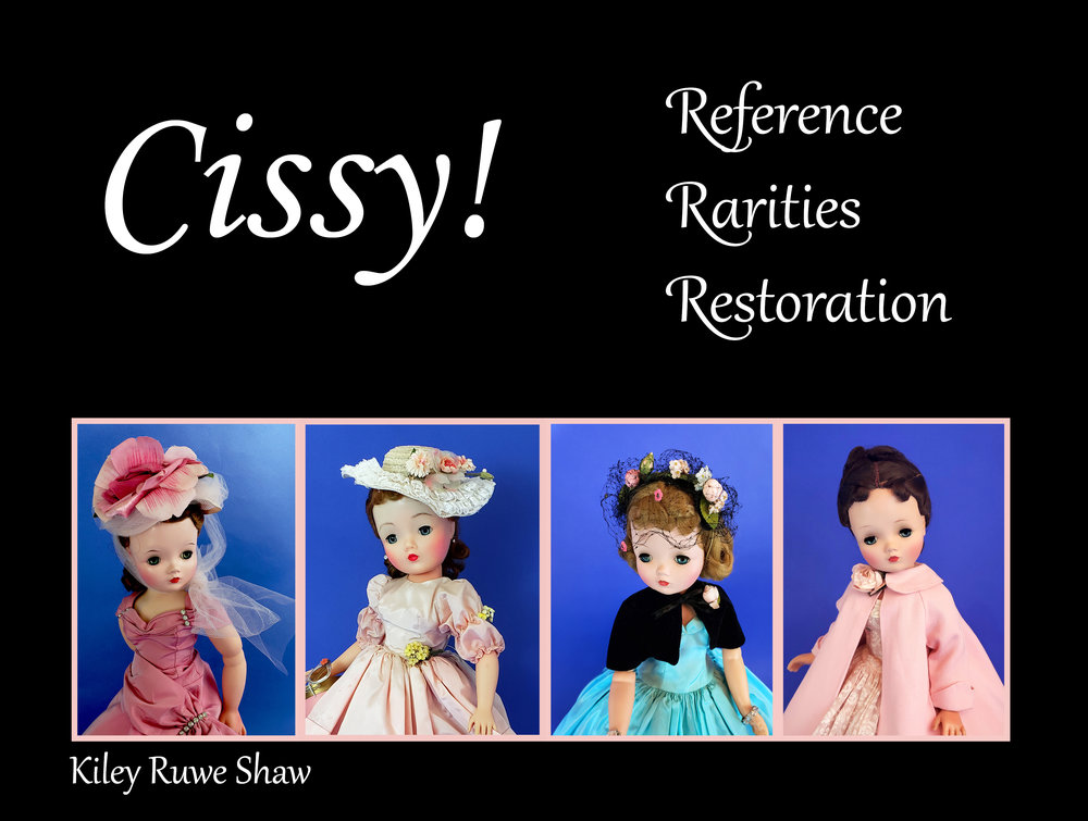 Cissy! Reference, Rarities and Restoration - Arriving May of 2019