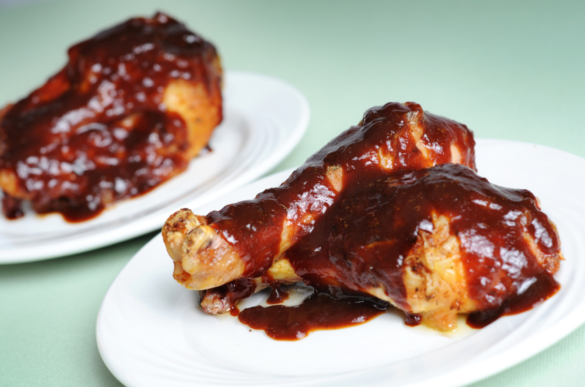 Pomegranate Balsamic BBQ Sauce