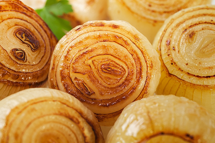 Baked Vidalia Onions