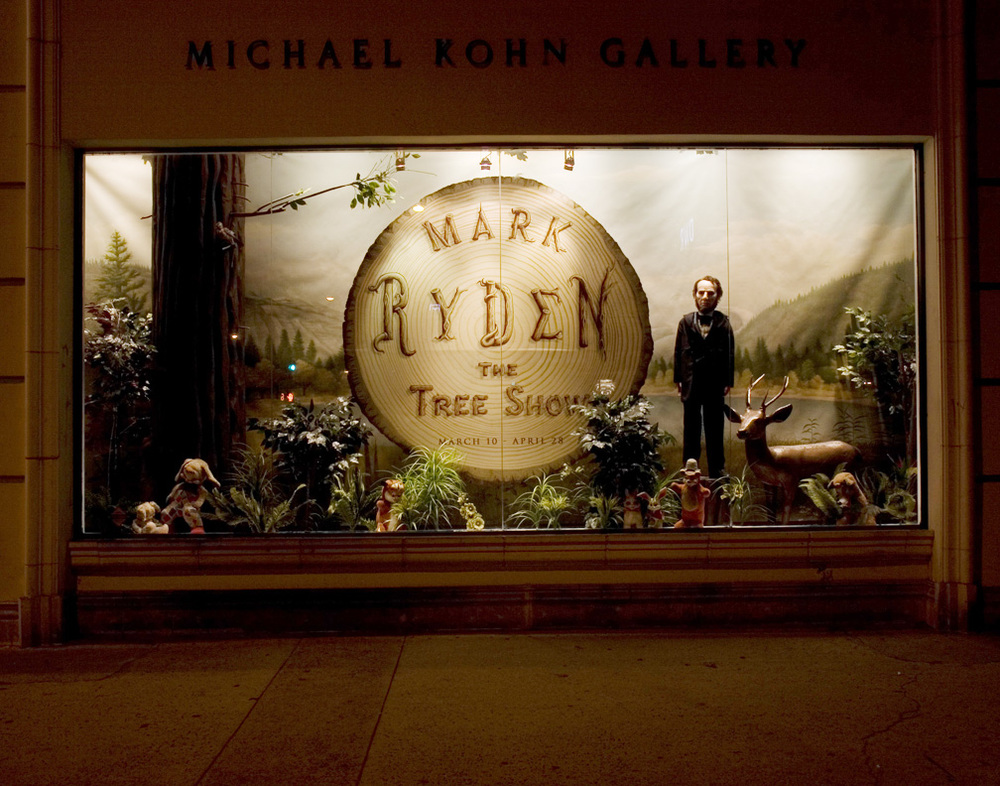 Mark Ryden, The Tree Show, March 10 – April 28, 2007